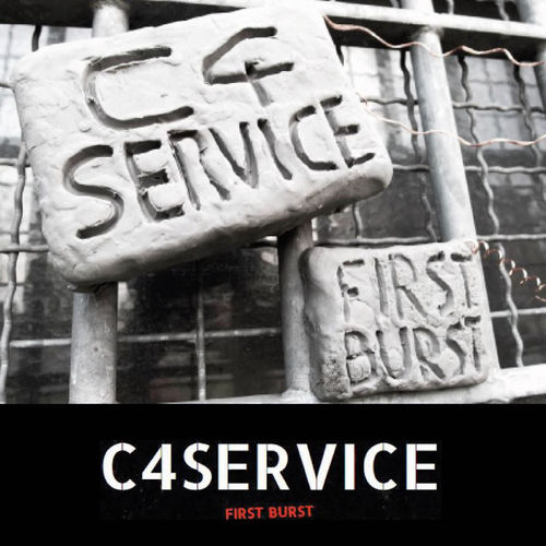 C4Service - First Burst CD